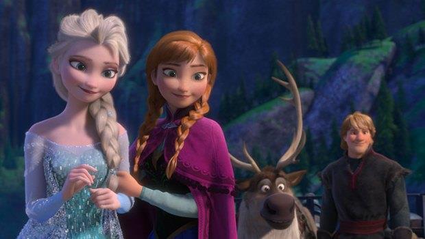 看電影買股票》只是宣布開拍「冰雪奇緣2」,迪士尼股價就創新高!
