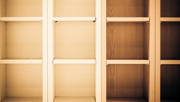 舊櫃子別急著丟!想要家裡看起來乾淨不顯亂?你可以這樣做...