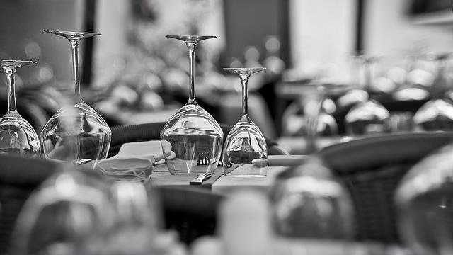 一塊黑口布 看出世界頂級餐廳成功的秘密