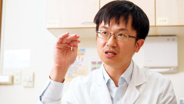 值班醫師陳國維