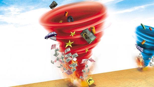 經濟雙颱後的世界