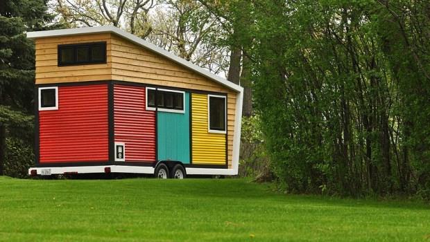 帶著家一起去旅行!3.9坪「移動小豪宅」不到150萬,廚房衛浴應有盡有