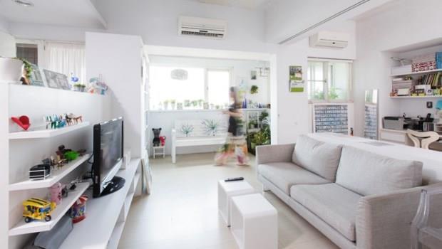 從拆除到裝潢只花60萬!看設計雜誌總編,如何花小錢打造自己的舒適單身宅