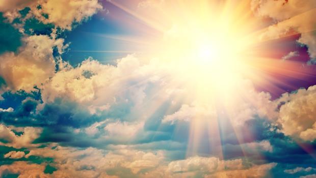 太陽很大不是