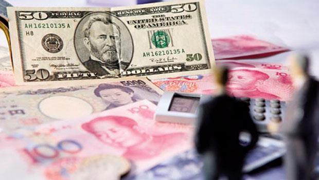 美國美元人民幣