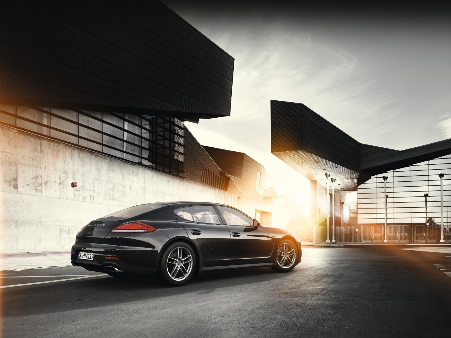 Porsche Panamera   動感駕馭隨心所欲