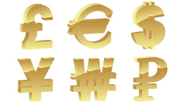 出國玩一定要會》這些外幣符號「¥、$、₩、€」你都認得,但知道英文該怎麼念嗎?