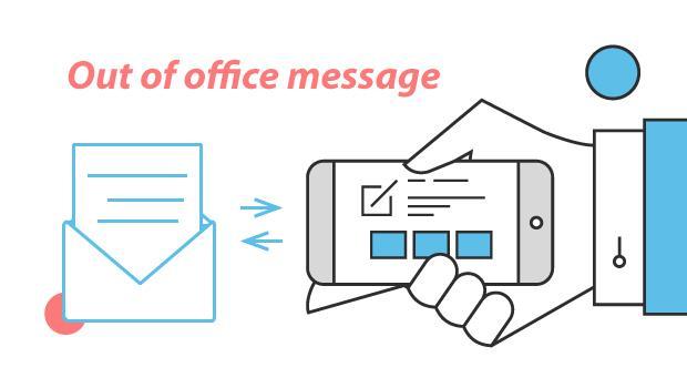 休假設定email自動回覆,煩惱英文版該怎麼寫?這篇一次告訴你