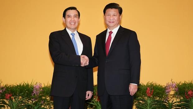 中國從不聽台灣聲音,還敢說兩岸同屬一中?民主台灣,人民的一票比馬習一握重要!
