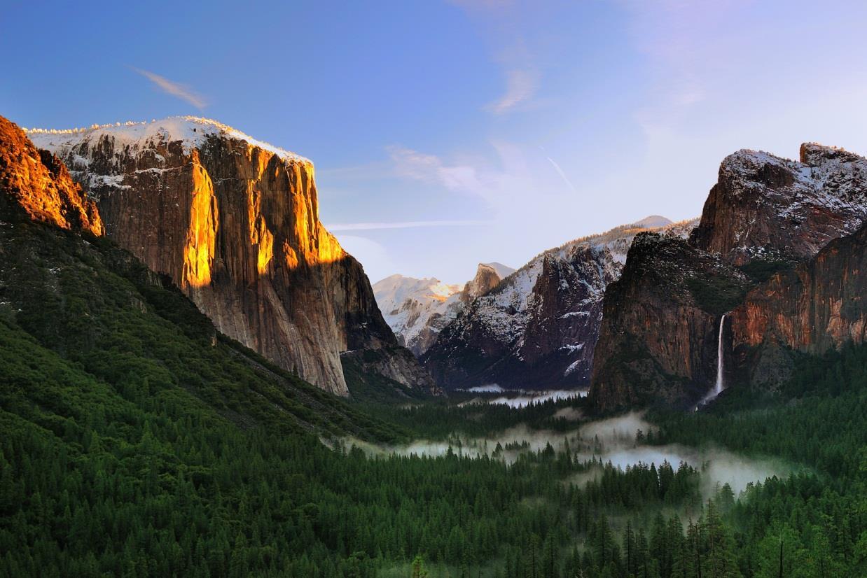 Yosemite National Park 加州優勝美地‧恰如其名的絕世美景(優聖美地 美國,優勝美地,旅遊,峽谷,冰川,加州,世界遺) - 下班後 - 旅遊 - 下一站,美國 - 商業周刊