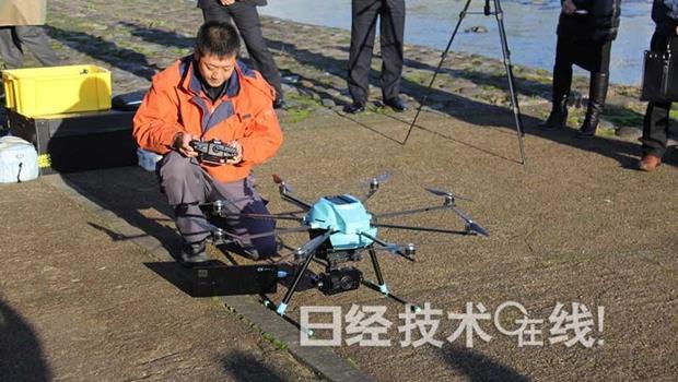 台灣政府該學!日本利用無人機送藥至偏鄉,幫助偏鄉糖尿病患者
