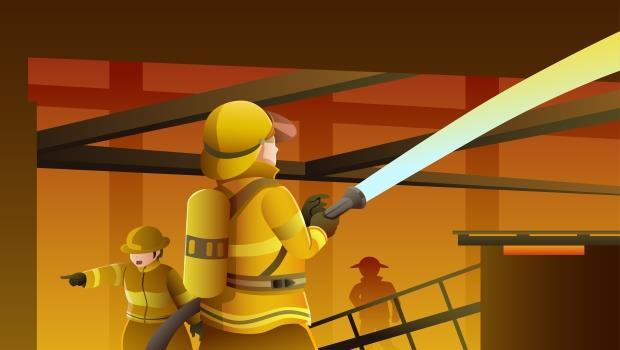 火災時遭遇濃煙,用「濕毛巾」掩住口鼻逃生是錯的!錯的!錯的!