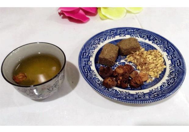 消食茶─消食化積健胃。(圖片提供/廖婉絨中醫師)
