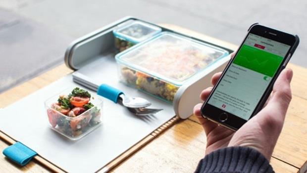 Jamie:Kickstarter這個商品最讓我跌破眼鏡!具備專屬App的智能飯盒