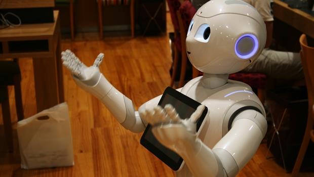 減輕醫護人員負擔!未來看病,問診就由Pepper機器人幫你服務