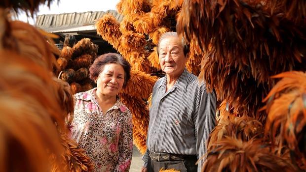 台灣最後的雞毛撢職人!70歲仍堅持親手製作,想讓顧客用一輩子