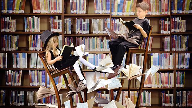 一個高中圖書館主任:為什麼師長開的書單,孩子都不喜歡?》大人的15個「閱讀」迷思