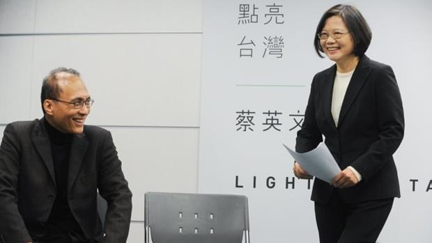 台灣即將要開打的一場內戰─稅要升要降?