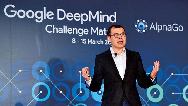 擊敗棋王的AlphaGo之父