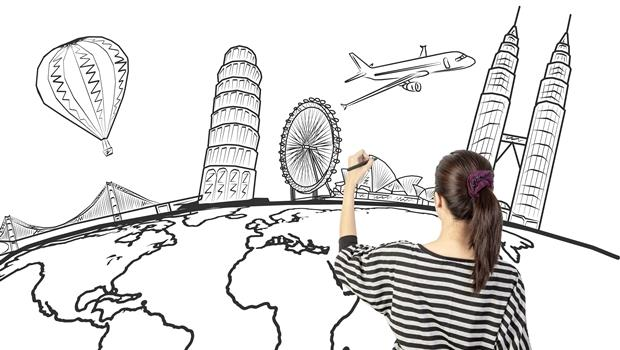 中文都是「旅遊」,trip、travel、tour有什麼不同?該怎麼用?一次解答!