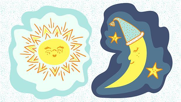 不靠巧虎!荷蘭爸爸:我太太用「太陽公公、月亮婆婆」幫小孩建立好作息