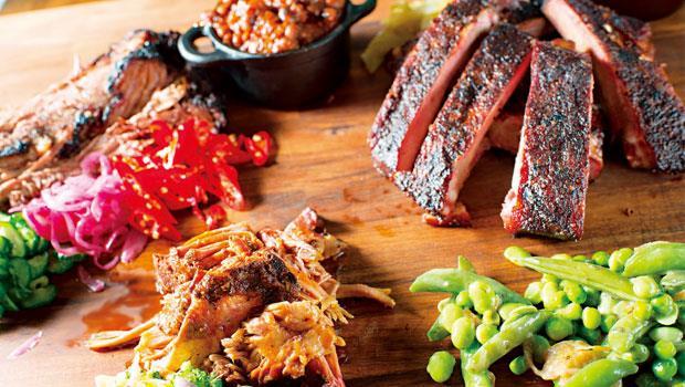 麥迪昆創辦人麥根帶來紐約最夯的美式BBQ,有過去少見的北卡羅萊納手撕豬肉。