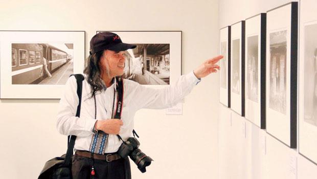 永禾工作室總監、中華攝影藝術交流學會名譽理事長