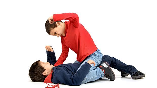 孩子被打了,為什麼教他「打回去」這招是沒用的?