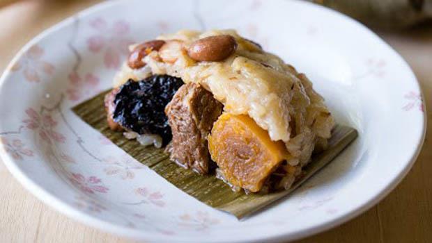 媽~我要吃這個!吃膩傳統肉粽?今年端午試試創意版「XO醬酒香粽」