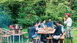 從田間餐桌到菜脯調酒 感受大自然的步調─南庄