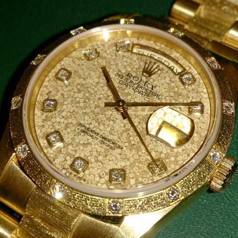 拿去當鋪,最高竟還能拿回8成現金!解密全世界最保值的錶王「勞力士」