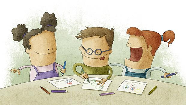 爸媽挑選幼兒園要注意什麽?小班制、資深老師...4個指標幫你挑對幼兒園