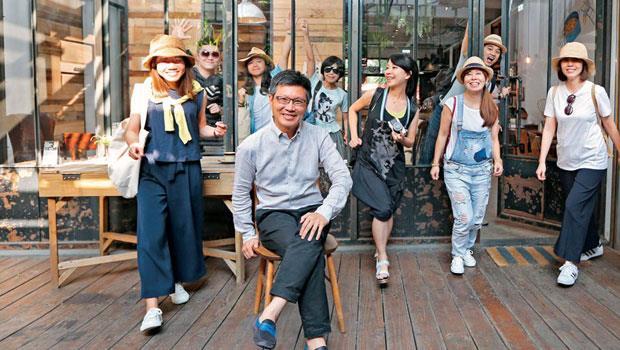 休閒餐旅集團薰衣草森林25據點,分散在全台9縣市與日本北海道