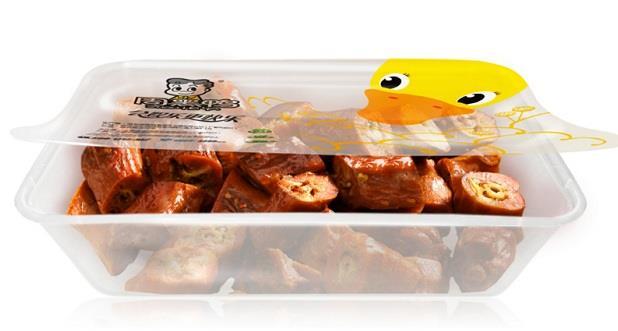 曾經靠五毛錢麵包裹腹》中國「怪味鴨」滷味攤,靠一味秘方變百億企業,賺錢能力勝台積電