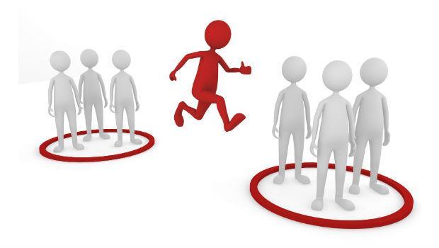 加入職場「小圈圈」前,先搞清一件事:社會上不存在自己人,有也只是暫時的
