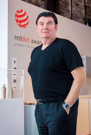 全球最大設計獎紅點創辦人 把設計變一門好生意