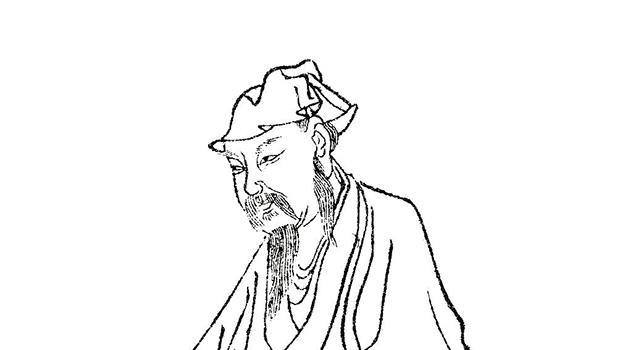 「採菊東籬下,悠然見南山」的陶淵明,賒賬喝酒,兒子活活餓死...國文課本沒告訴你的事