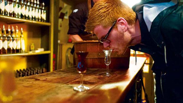 尋訪正宗荷蘭琴酒