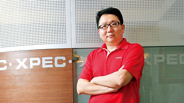 樂陞董事長許金龍絕口不提和他有密切合作的黃文鴻,顯得匪夷所思。
