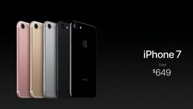 蘋果發表會新品盡出:二代智慧錶、iPhone 7如約而至
