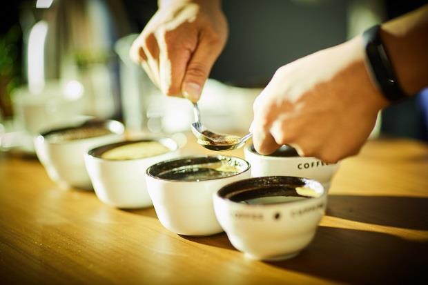 咖啡大師的精心之作