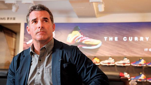 獨家專訪》UA創辦人:製鞋業太懶了!