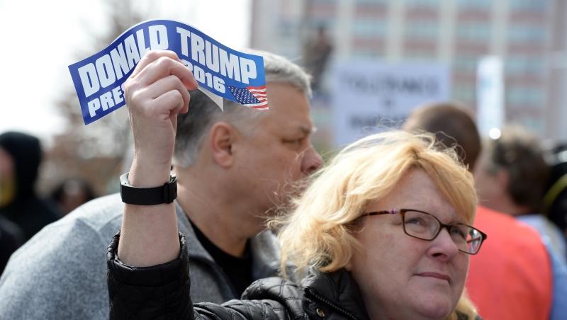 一個白人媽媽的真實告白:我為何投給川普?
