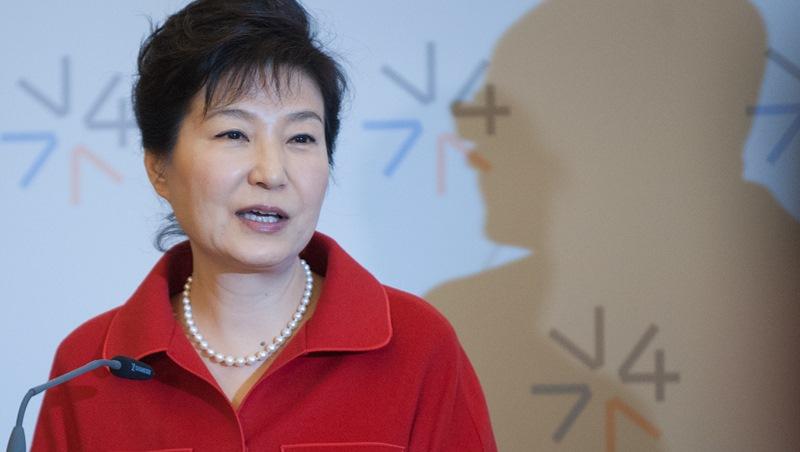 韓國前總統朴槿惠被拘捕