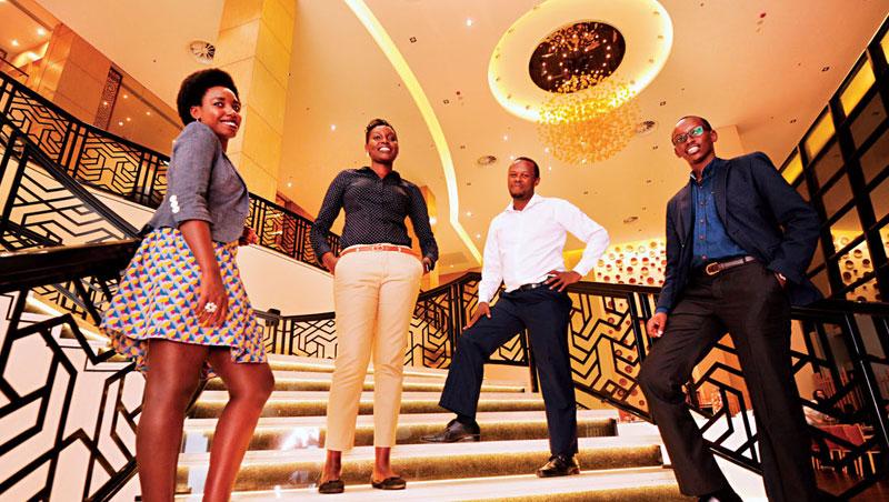 「正因為以前是廢墟,現在什麼都有可能。」盧安達只有2%大學畢業生能順利就業,所以新世代用創業幫自己跟下一代找機會。