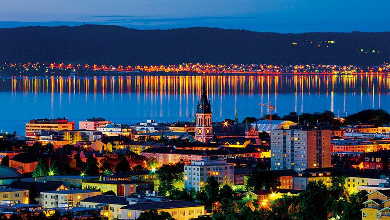 瑞典小城  一場電競趴4天吸金2.5億
