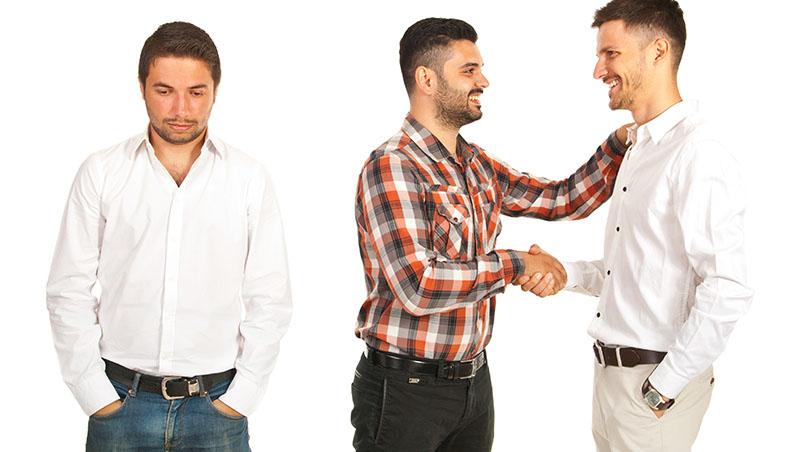 你能為朋友的成功而高興嗎?承認吧!「情比金堅」的友情,也會有嫉妒
