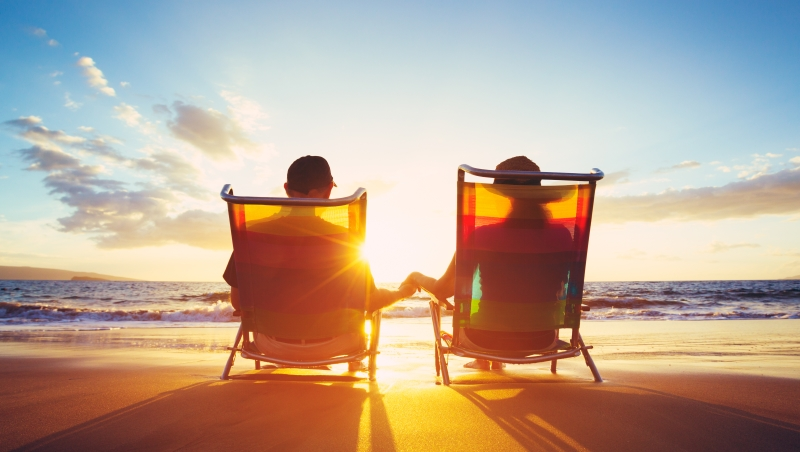 40歲前的投資都賠錢,為何能在45歲退休?一個外商老總現身說法!