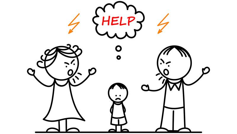 為什麼父母特別容易被自己的孩子激怒,可是卻願意容忍同事、客戶犯的錯?