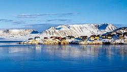 遺世獨立的北極小村